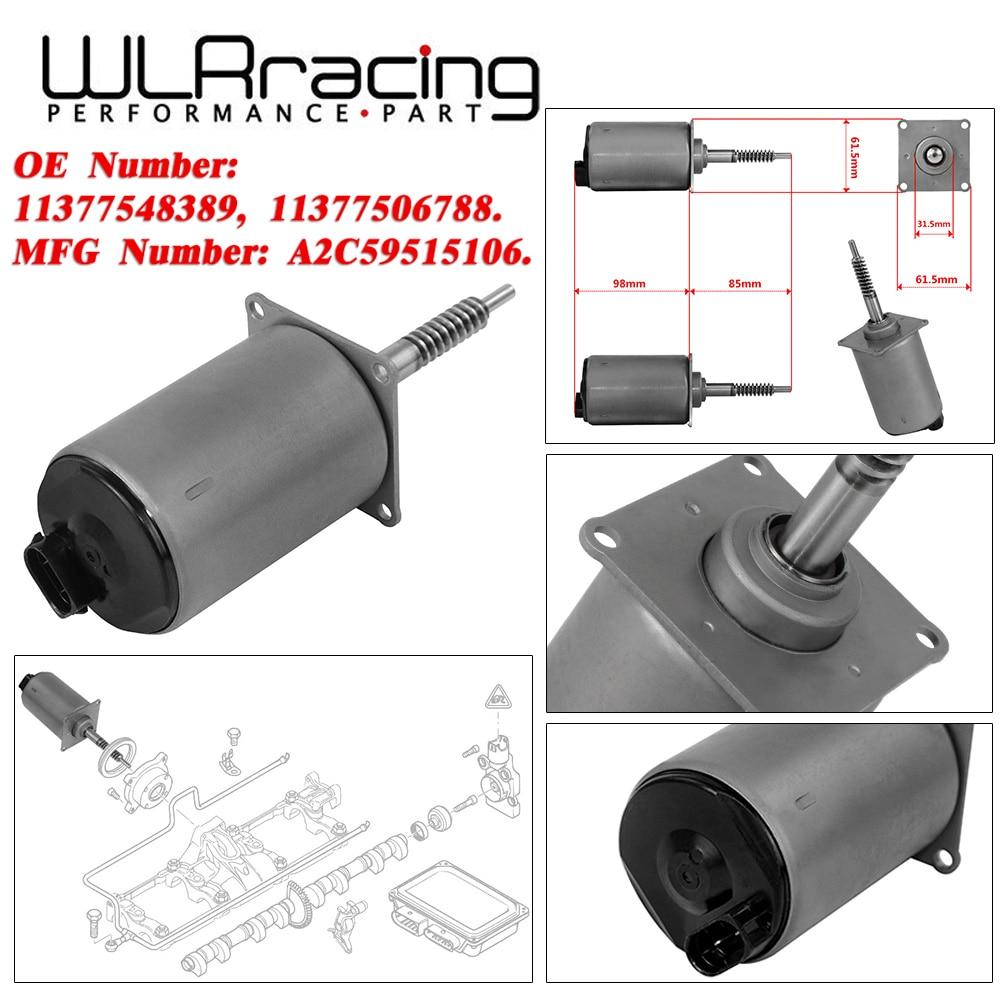 WLR - Valvetronic Eccentric Shaft Actuator For BMW X5 E53 E60 E63 E65 E66 E70 N62 N62N 4.4L/4.8L V8 11377548389 11377506788