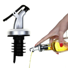 Sprayer Liquor-Dispenser Bottle Olive-Oil Kitchen Home Stopper Pourer 1PC Wine Rubber