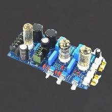 KYYSLB AC çift 150V AC8V AC6.3V tüp amplifikatör ton kurulu 6N1 ev ses safra Preamp sesi kurulu 220 UF/ 250V 1% Metal direnci