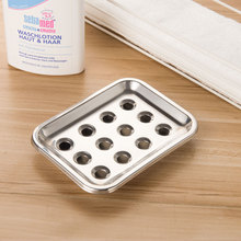 Прямоугольное мыло блюдо держатель нержавеющая сталь с сиденьем для ванной душ стояк кухня организованный