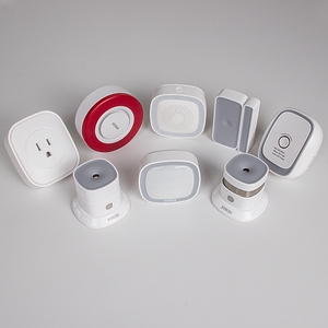 Image 3 - היימן WiFi חכם בית ערכת שער דלת חלון PIR motion פחמן חד חמצני גז חיישן עשן גלאי אזעקת סירנה