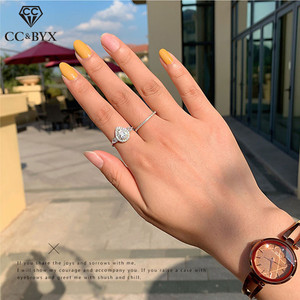 CC 925 Silver Rings For Women