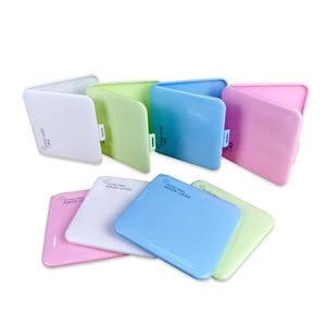 Portable Dustproof Moisture-proof Storage Box Mask Case Medicine Storage Box(China)
