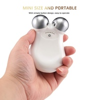 Micro Current Beauty Instrument Ball Face Massage Machine Face Lift Tools Beauty Instrument