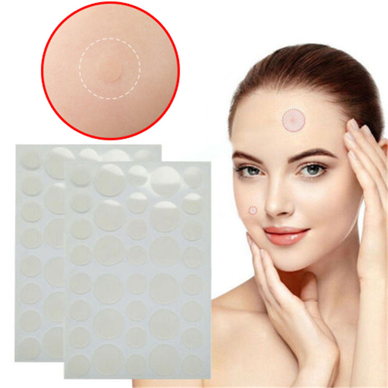 36PCS Facial Acne Patch & Skin Tag Hydrocolloid Pimple Cover Tag Remover Stickers Skin Care Fast