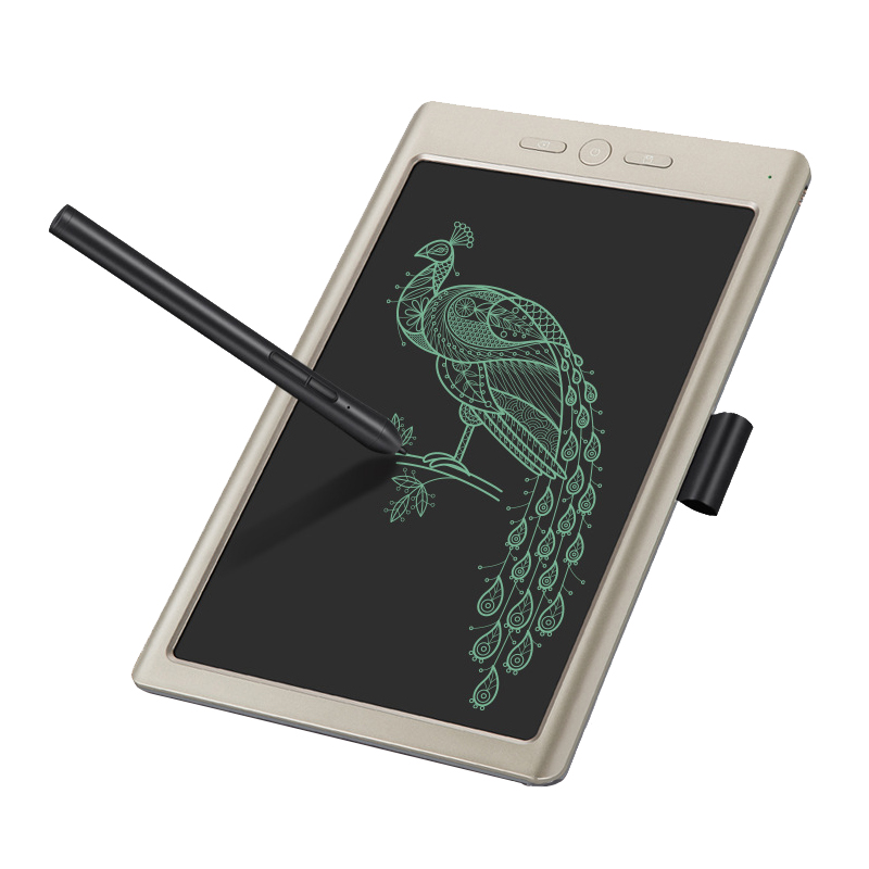 10 Inch Image Drawing Tablet Bluetooth Cloud Storage Drawing Tablet Compatible with Android IOS Phone Windows 10/8/7 Mac Os