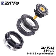 Headset Fork Bike-Frame Road-Bike Steering-Column Straight-Tube Low-Profile ZTTO Semi-Integrated