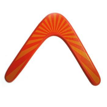 Boomerang Toy Throwback w kształcie litery V latający dysk zabawny rzut złap interaktywna zabawka na zewnątrz zabawna gra prezenty dla dzieci dzieci tanie i dobre opinie Liplasting CN (pochodzenie) Drewna Chwytając ruch zdolność rozwoju 33*14cm 6 lat Wspinaczka Unisex Dropshipping wholesale