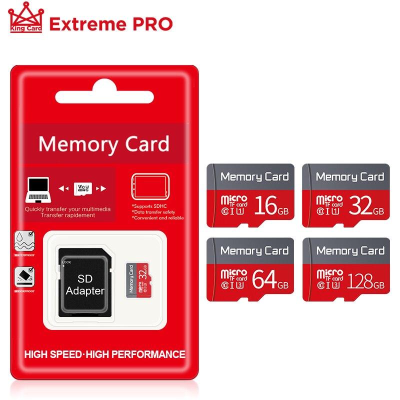 Микро SD карты памяти 4GB/8GB/16GB/32GB/64GB 128GB 256GB класс 10 карты памяти Microsd карта флэш-память usb мини-флеш-накопитель карта для смартфона