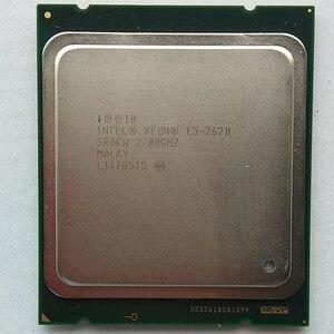 Image 3 - インテルxeon E5 2620 E5 2620 2.0 ghz 6コアtwelveスレッドcpuプロセッサ15メートル95ワットlga 2011