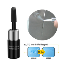 Windshield-Repair-Kit Polishing Windscreen Resin-Sealer Car-Cracked-Glass DIY Quick-Fix