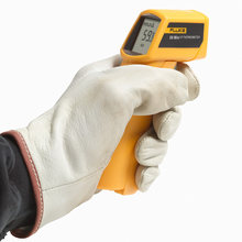 FLUKE 59 -18~275℃ Infrared Thermometer Mini IR Thermometer Digital Handheld Temperature Tester 8:1 Laser Thermometer Gun(China)