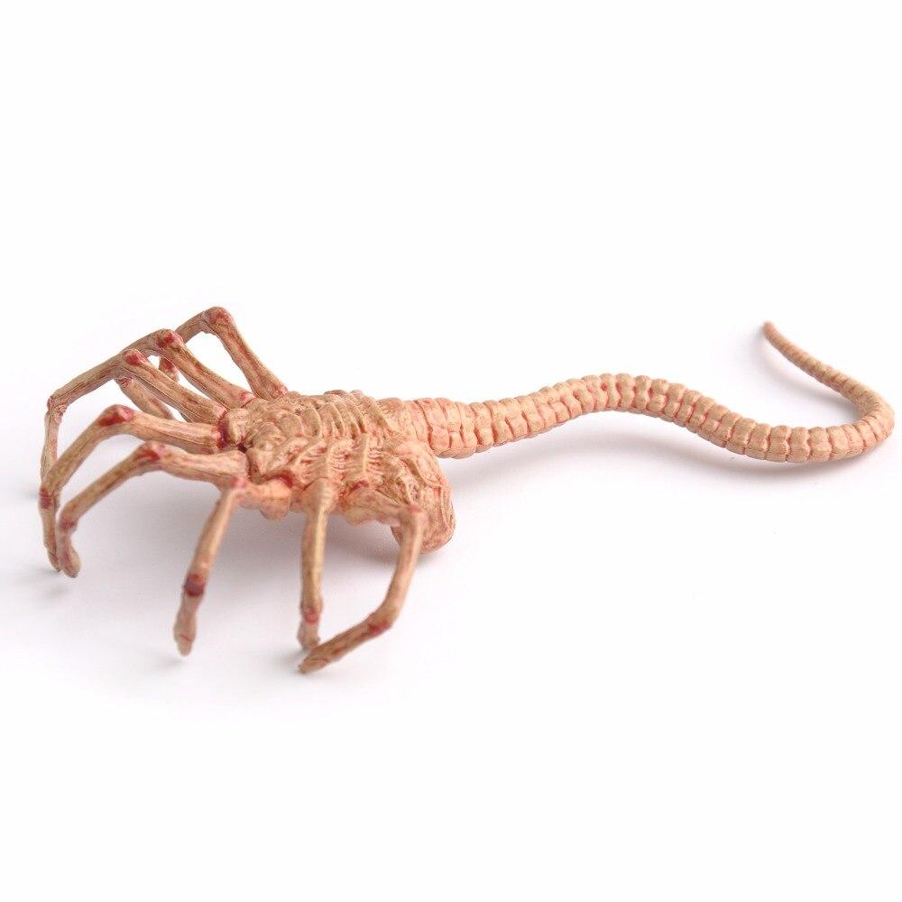 Fire Girl Toys FG028 1//6 Predator Alien Facehugger Movie Pet Model Accessory