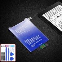 Novo MC 354775 05 58 000049 1420 mah bateria para amazon kindle paperwhite 2/3 kpw2 kpw3 tablet bateria de substituição do pc|Baterias p/ telefone celular|   -