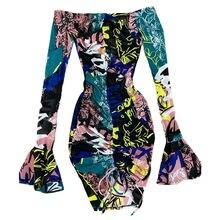 Новое модное женское облегающее платье миди с вырезом лодочкой