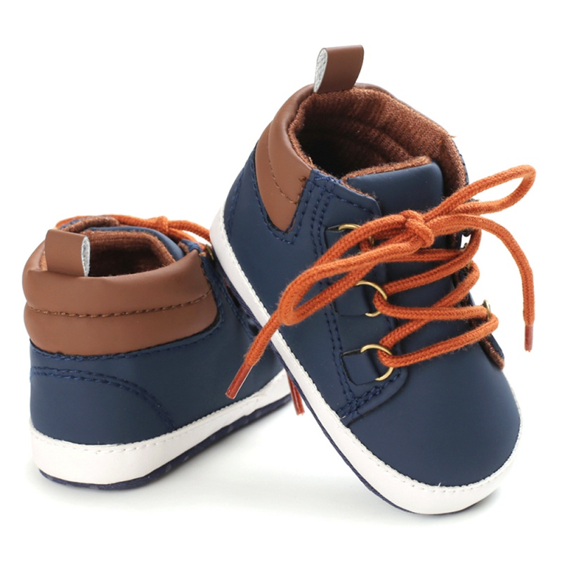 Autumn Baby Boys Shoes Breathable Anti-Slip Baby Shoes Casual First Walkers Toddler Soft Soled