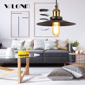 Image 2 - أضواء قلادة الصناعية ، الرجعية قلادة مصباح ، مصابيح سقف معلق الحديثة ، لغرفة المعيشة غرفة المعيشة مطعم مخزن