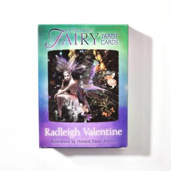 Fairy Tarot Cards: A 78-Card Deck and Guidebook Cards geared toward helping you wear your invisible crown fulfill life
