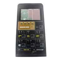 Controller Monitor 7824 70 4000 For Komatsu PC150 5 PC100 5 PC120 5 With 1 Year Warranty