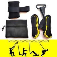 Rooxin-cinturón colgante de juego de banda de resistencia para entrenamiento, bandas elásticas de cuerda de tracción para gimnasio en casa, equipo de entrenamiento