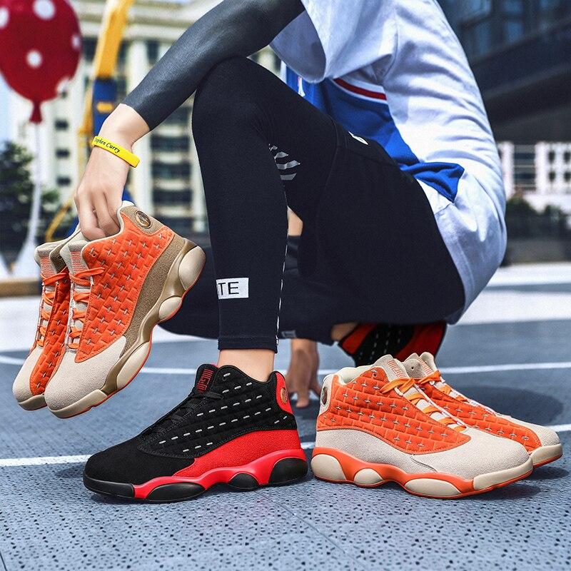 Chaussures de basket-ball haut de gamme chaussures pour hommes chaussures d'été respirantes pour étudiants chaussures de sport pour jeunes chaussures de combat chaussures de haute qualité pour hommes - 6
