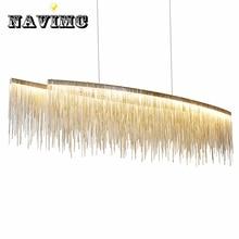 Скандинавские Современные художественные кисточкой светодиодный хрустальная люстра для конференц-залов и спальни