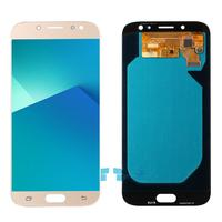 5.5For Samsung Galaxy J7 Pro J730 LCD J730F J730G J730GM Super Amoled LCD Display Touch Screen Digitizer Assembly part