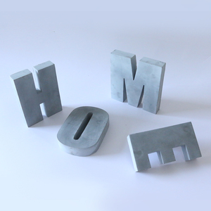 Image 5 - Большая силиконовая форма для цемента с буквами, декоративная форма с буквами алфавита, креативная офисная форма для книг 16*3 см