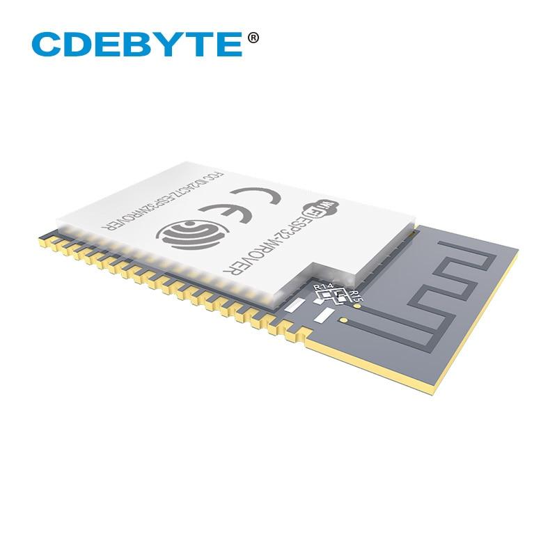 ESP ESP32 Module ESP32-WROVER Series Module 2.4GHz 20dBm WIFI Bluetooth UART IO Port Low Power Wireless Iot
