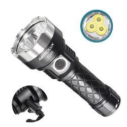 Компактный фонарик Astrolux EC03 3x XHP50.2 6700LM Lumen UI, перезаряжаемый мини-фонарик типа с для кемпинга
