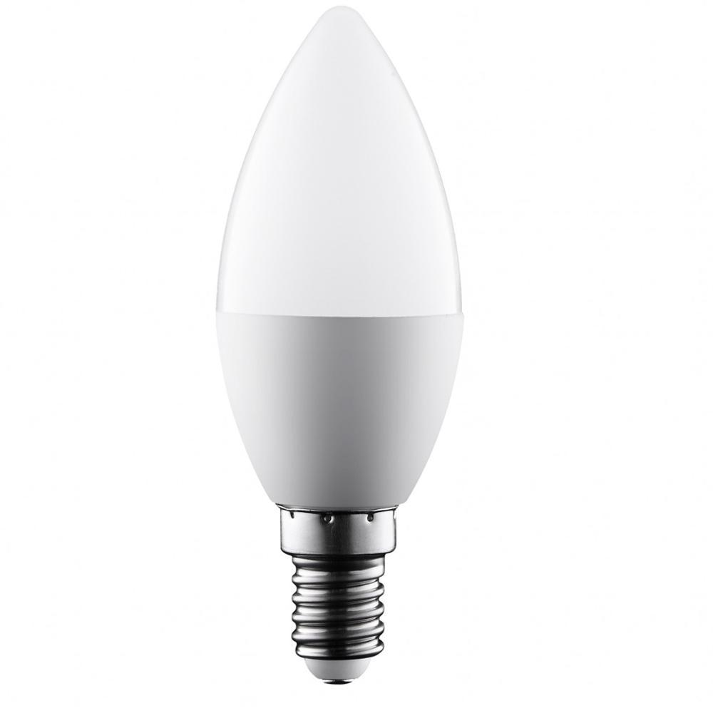 LED Candle Lamp 6W 8W E14 E27 LED Bulbs SMD 2835 AC220-240V  Warm White/white For Chandelier Led Spotlight For Home Led Lighting