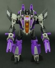 Idw Skywarp Robot Aereo di Actina Figura Giocattoli Classici per Ragazzi Action Figure