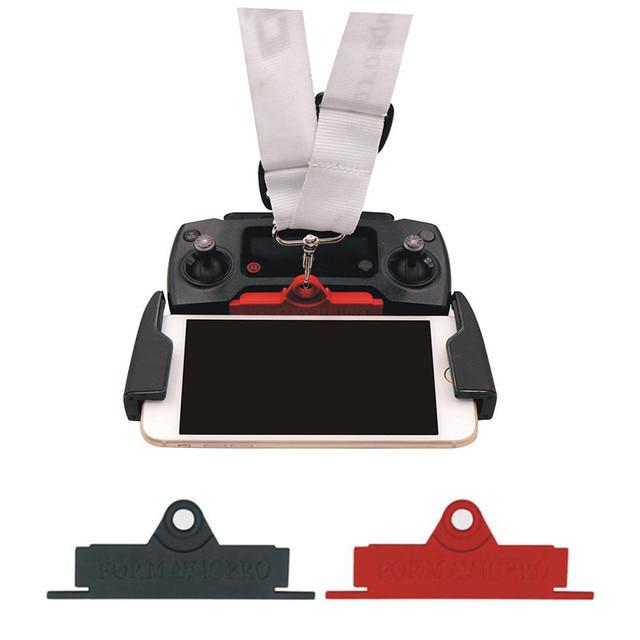 Mavic PRO пульт дистанционного управления застежка для шнура для DJI Spark Mavic Air Neck веревка слинг крючок Вешалка ремень Mavic мини аксессуары