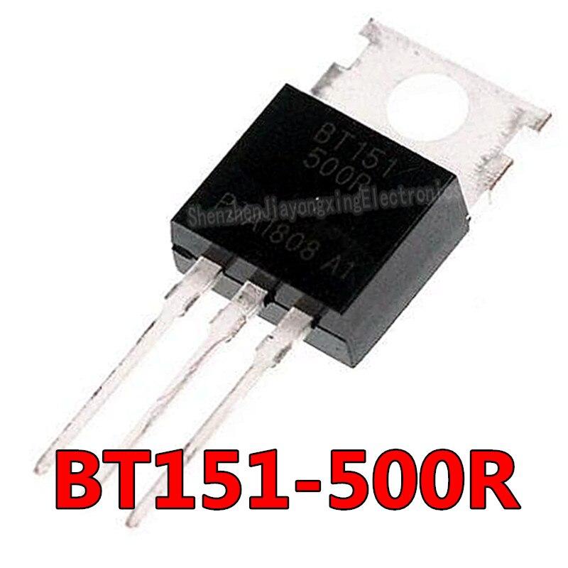 10 шт. BT151-500R BT151 BT151-500 scr Тиристор 12A 500V TO-220 новый оригинальный
