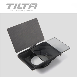 Image 3 - INstock Tiltaing Mini Matte Box with ff t06 mini follow focus for DSLR mirrorless style cameras Tilta lens hood accessories