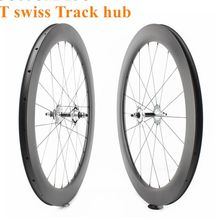 Clincher Road-Wheels Swiss-Track-Hub Carbon Farsports Ray-Spoke Sapim DT370S Classic