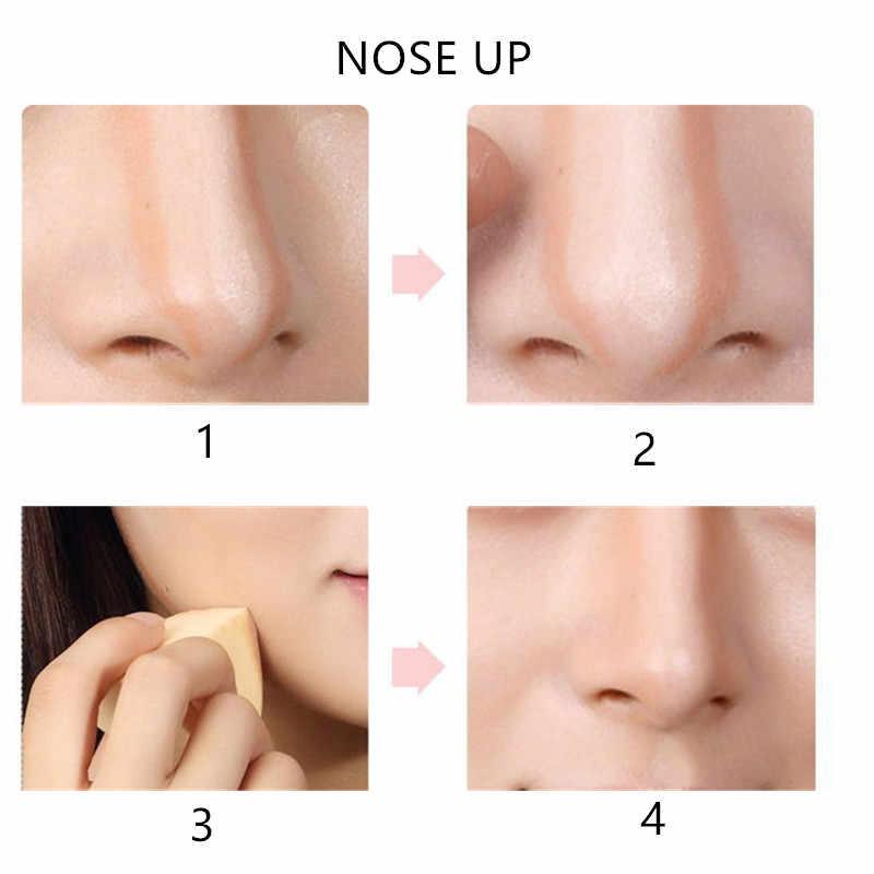 Corrector de doble punta, maquillaje Facial en barra, lápiz de color crema base, maquillaje Facial para mujeres, resaltador de maquillaje Facial y pluma cremosa para contorno