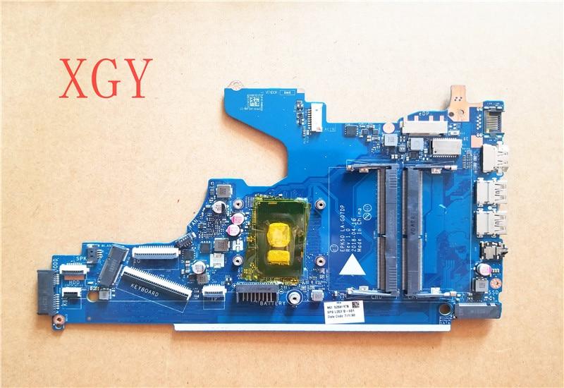 Para FOR HP 15 DA 15 DA0014DX Laptop motherboard L20369 001 L20369 ...
