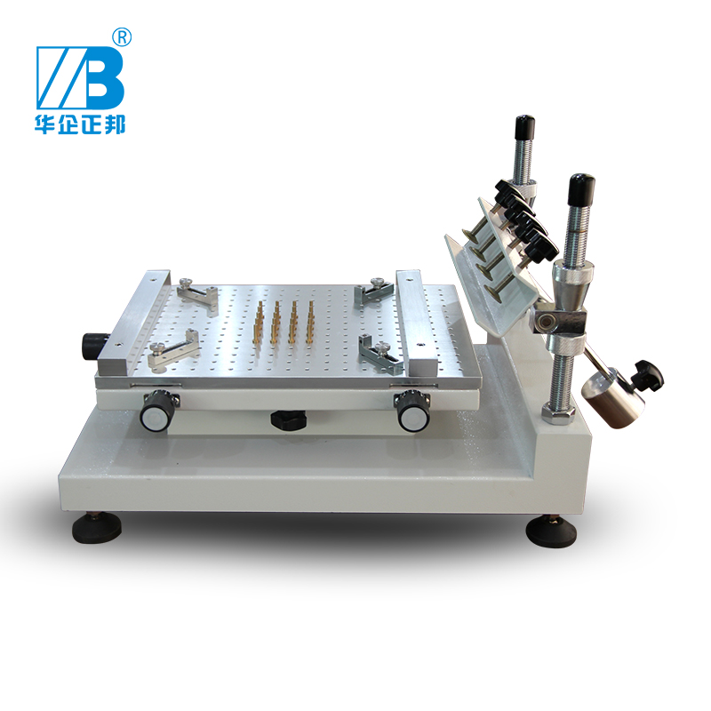 Image 2 - Manual High Precision smt Stencil PrinterGas Welding Equipment   -