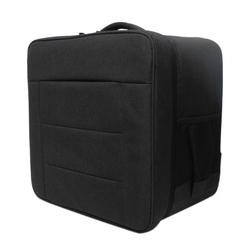 Portable Backpack Storage Bag Carrying Case Box Large Capacity 180° Opening for DJI RoboMaster S1 Accessory