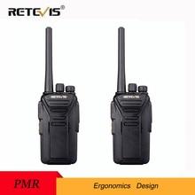2pcs Retevis RT27 Walkie Talkie PMR Radio PMR446/FRS 0.5W/2W VOX USB Charging Scrambler Portable 2 Way Radio Station Transceiver