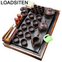 Mutfak chinês gongfu china kung fu jardim kuchnia com infusor conjunto de chá acessórios de decoração para casa bule bule chá conjunto|Jogos de chá| |  -