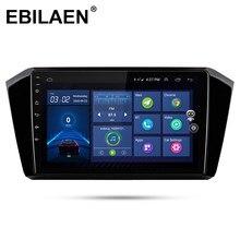 Radio del coche reproductor de DVD para VW Passat b8 Magotan 2015-2018 1Din Android 10 Multimedia Autoradio GPS navegación grabadora DSP 4G