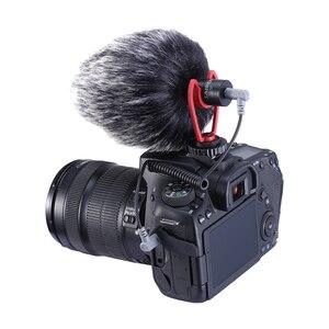 Image 5 - מיקרופון עם Gimbal אביזרי LED וידאו אור קר נעל Youtube Vlogging וידאו התקנה עבור DJI אוסמו נייד Moza חכם טלפונים