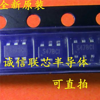 100 sztuk ~ 500 sztuk partia STI3470 S47 SOT23-6 nowy oryginał tanie i dobre opinie CN (pochodzenie) Klimatyzator części