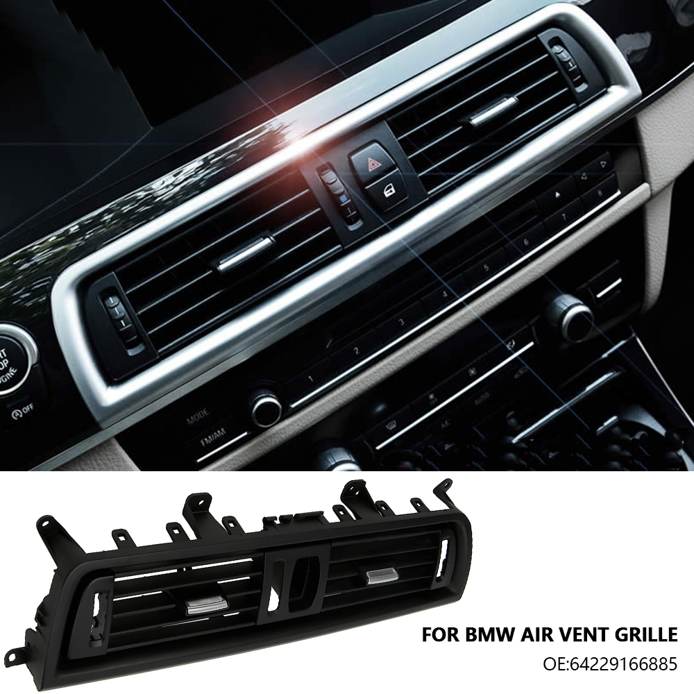 Rear Air Conditioner Vent Grille 64229172167 for BMW 5 Series F10 F11 F18 528i 535d 535i 550i M5 2011-2016