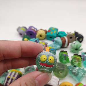 Image 4 - 50PCS/LOT New Grossery Gang Action Figures Putrid Power Mini  Figure Toys Model Toys For Kids