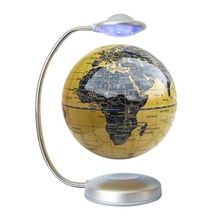 Light Floating-Head Levitation-Light Globe for Office Home Eu-Plug New-8-Inch Netic