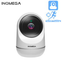 INQMEGA 1080P Wireless IP Camera Intelligent Auto Tracking Of Human Home Security Surveillance CCTV Network Wifi Camera APP YI