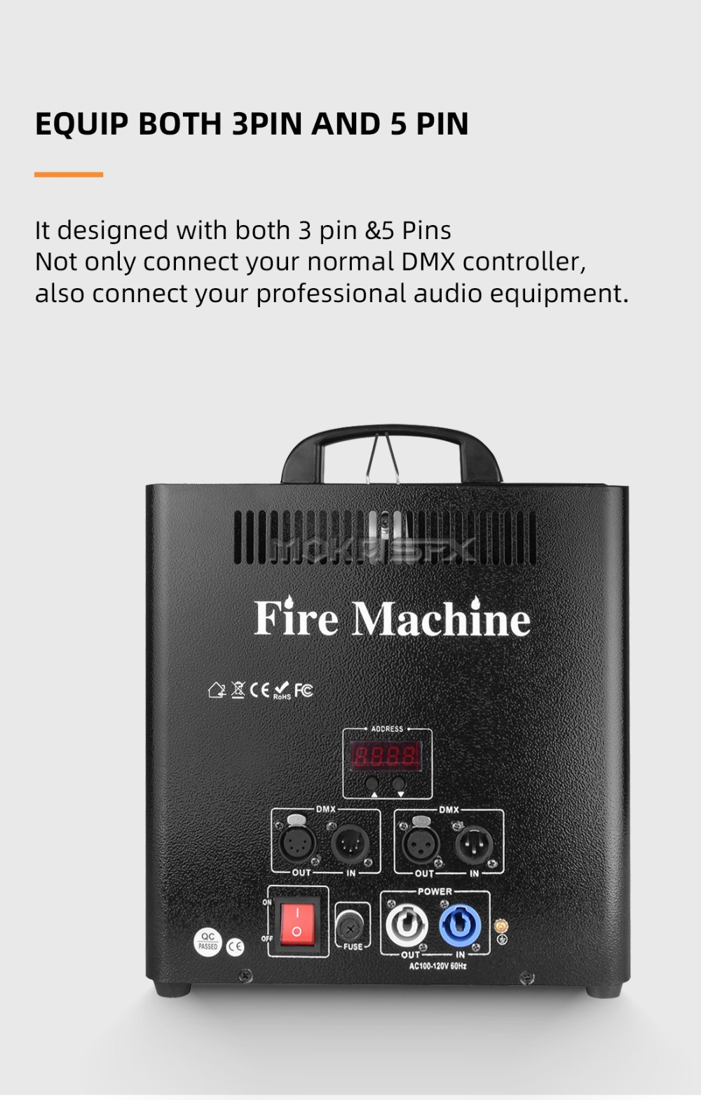 dmx fire machine10